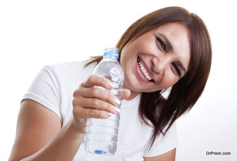 packing water