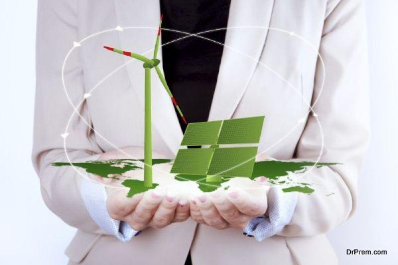 going 100% renewable