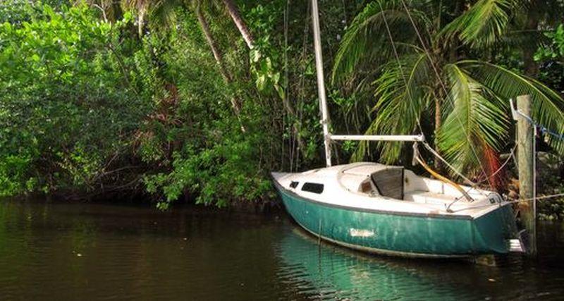 Eco-Friendly Boat