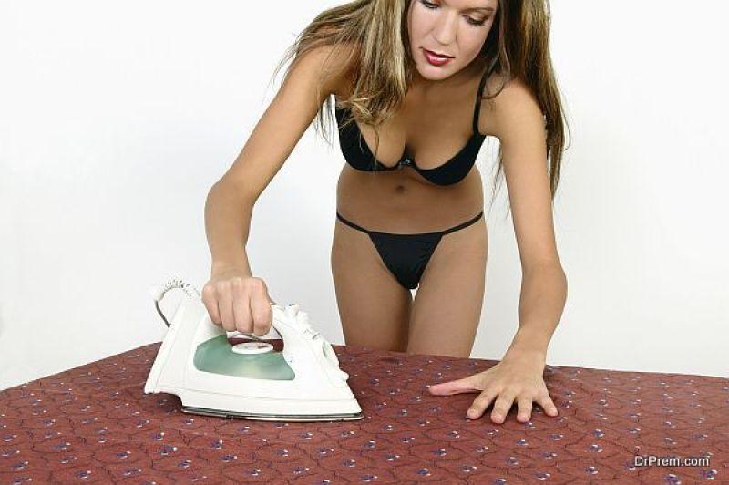 Avoid ironing