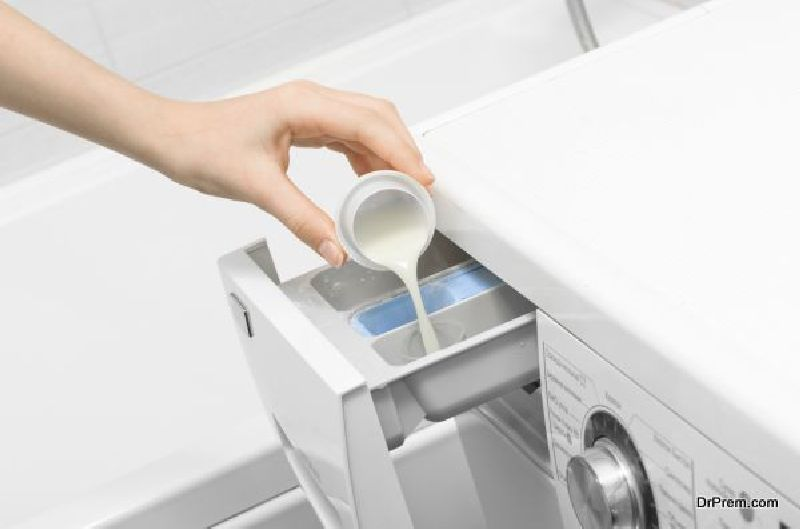 Use green detergent