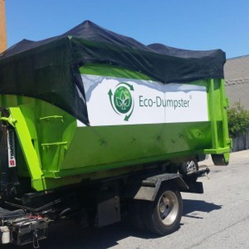 eco dumpster