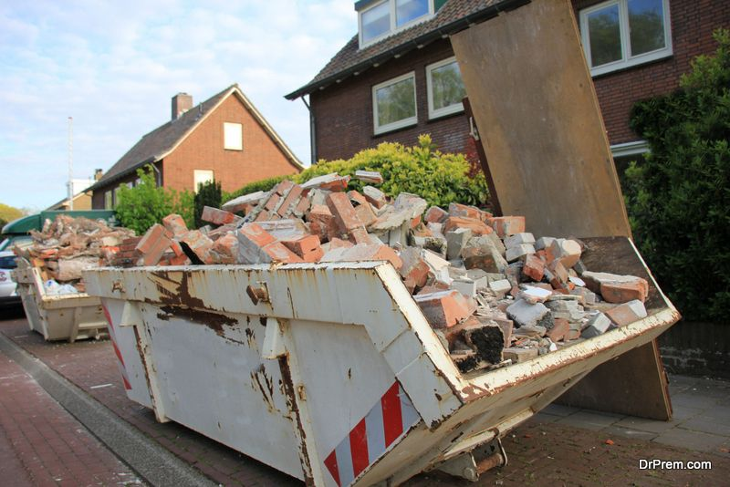 Renovation Projects scrap