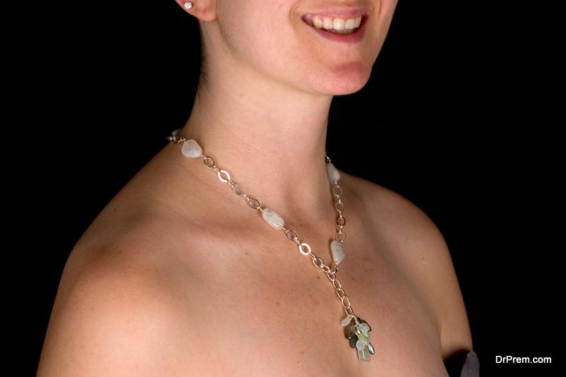 Eco jewelry designer