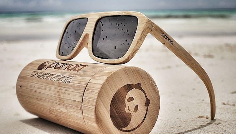 Panda Sunglasses