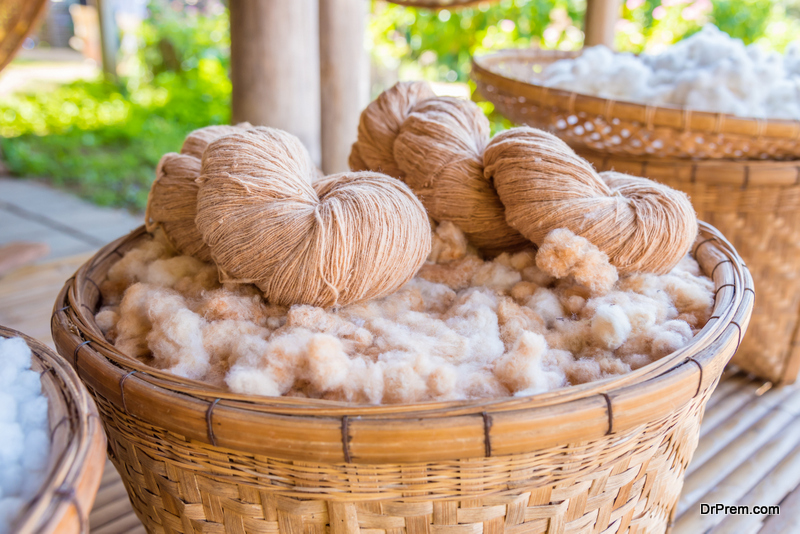 Alternative Fiber Yarns