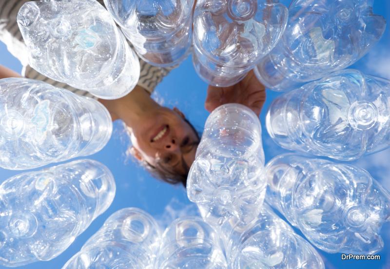 ditch plastic bottle