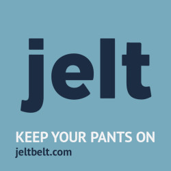 The Jelt Belt Combines Fashion and Function in an Eco-Friendly Design