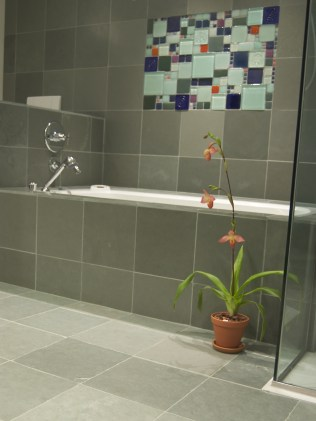 Bluestone Slates for your Organic Spa