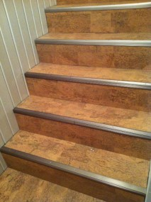 Cork for Stair Treads