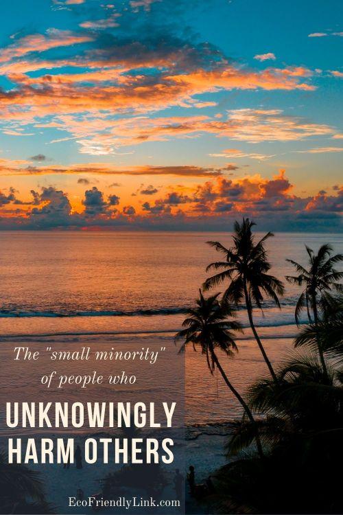 the small minority