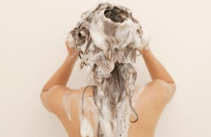 transition problems with natural shampoo