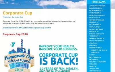 YMCA Pueblo Corporate Cup