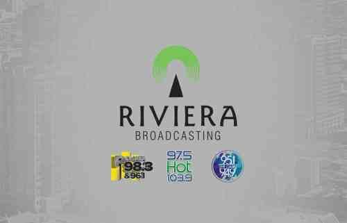 Riviera Broadcasting Logos