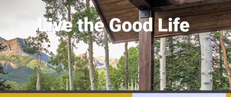 Telluride Area Homes Website