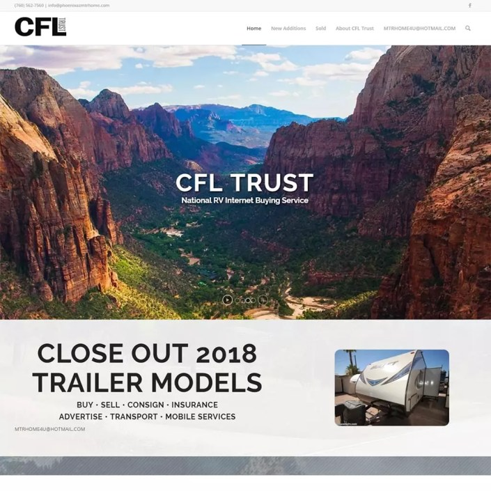 CFL Trust RV Liquidation