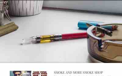 Smoke and More Smoke Shop