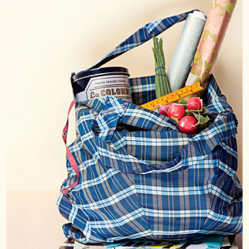 Repurpose umbrella tote bag • Reusing Umbrellas | ecogreenlove