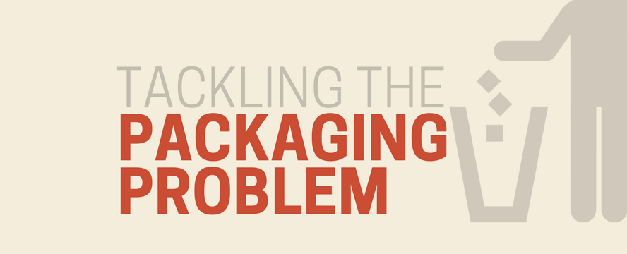 Tackling the Packaging Waste Problem [Infographic]