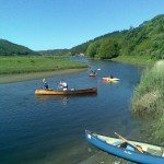 Local Area Canoeing