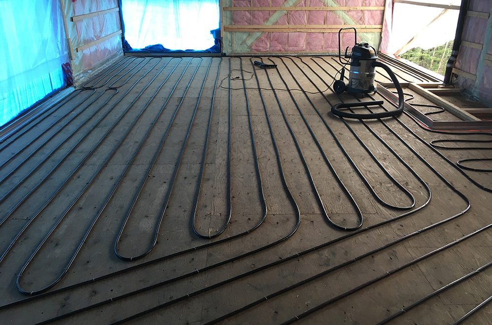 Cot Plancher Chauffant Hydraulique Idees