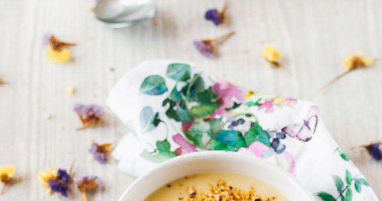 Crema de puerro y patata – Vichyssoise