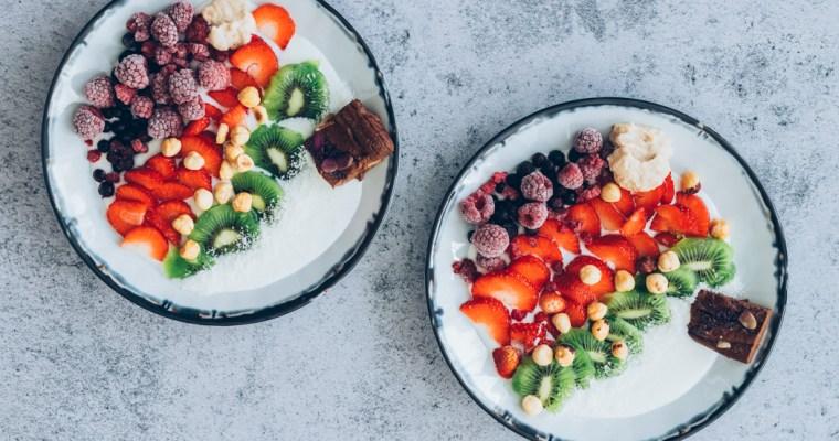 La receta más fácil de yogur natural casero