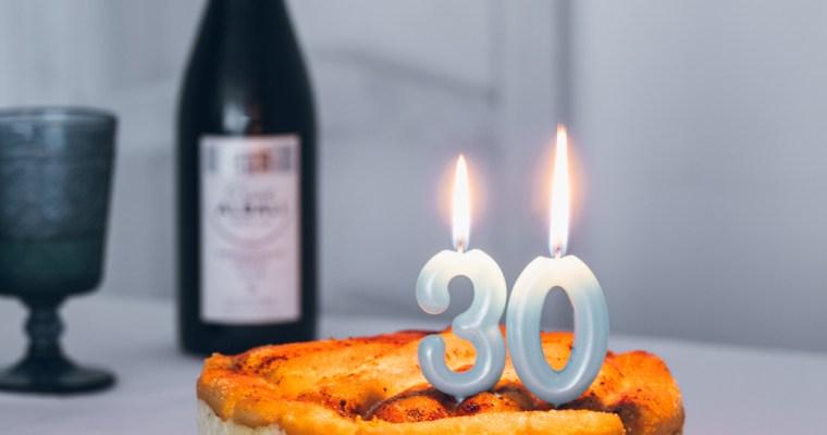Tarta de bizcochos requemados (mi tarta favorita de cumpleaños)