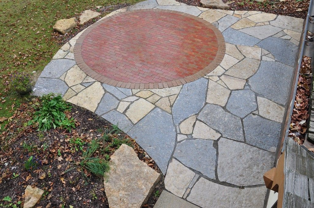 lannon stone clay brick paver
