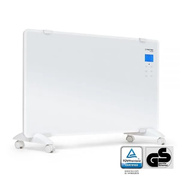 Eco convector heater