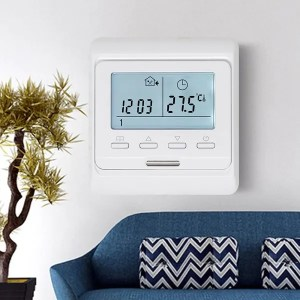 LCD Weekly Programmable Thermostat