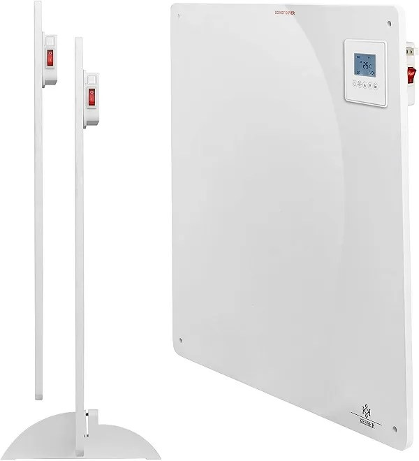 Panel Heater with Thermostat Controller
