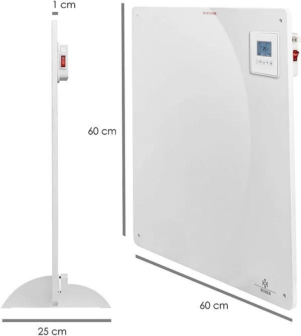 Wi-Fi Smart Panel Heater