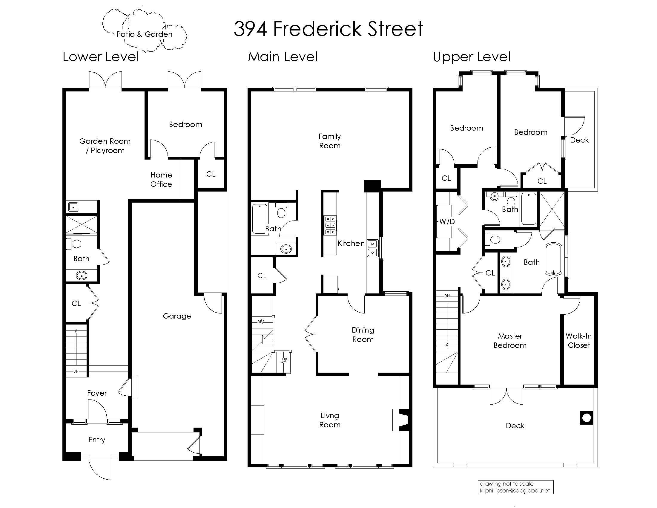 Frederick New Floor Plans For Marketing