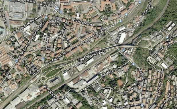 Chiusura viadotto Oltrecolle-Canturina