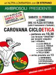Ciclo-Etico carovana Como-Cernobbio