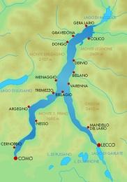 5 milioni per la navigazione sui laghi lombardi