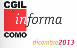 Cgil In-forma Como dicembre 2013
