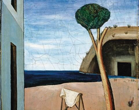 I paesaggi di Carrà.  1921-1964