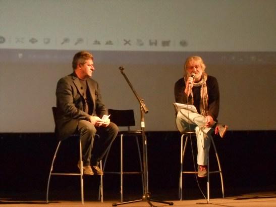 Da sinistra: Enzo D'Antuono e Paolo Carrisi