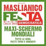 festa democratica maslianico