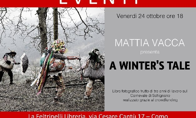 24 ottobre/ Winter's Tale