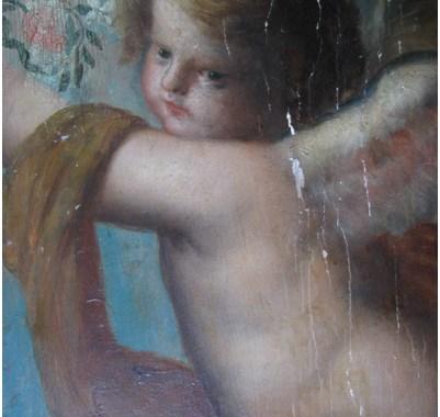 Restauro per 4 opere della Pinacoteca