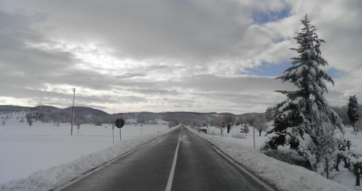 Viabilità invernale: Non ci sono soldi per la pulizia delle strade