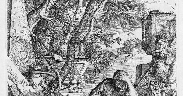 Salvator Rosa (1615-1673) incisore. Trasformazioni tra alchimia, arte e poesia