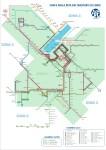 Carta rete trasporti urbani Como