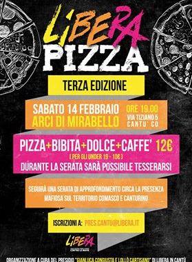 14 febbraio/ Pizza, non pizzo