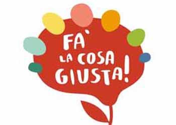 Fa' la cosa Giusta/ Milano 10 – 12 marzo