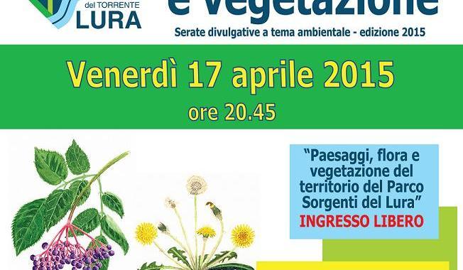 17 aprile/ Paesaggi, flora e vegetazione del territorio del Parco sorgenti del Lura