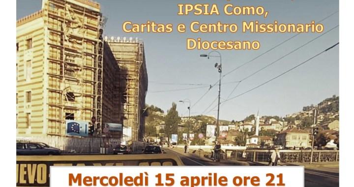 15 aprile/ Sarajevolution